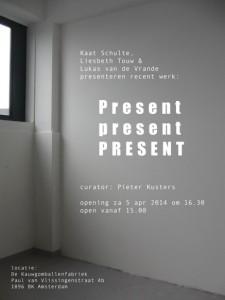 Flyer PresentpresentPRESENT - voorkant - CMYK 154x205mm (148x199mm) DEF
